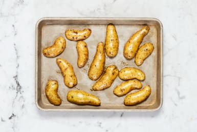Prep Potatoes
