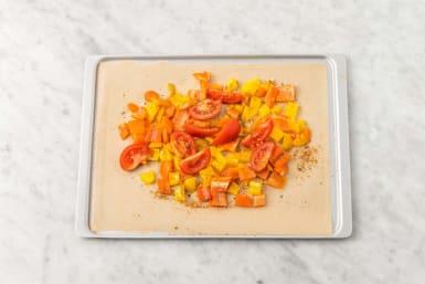 Rosta grönsaker