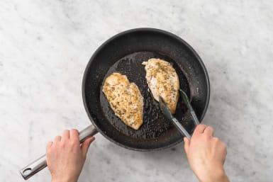 Steg kylling