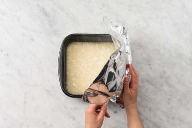 Bake the Risotto