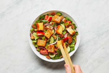 Finish Salad & Serve