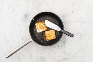 Tofu panieren & braten