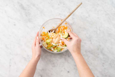 Blanda coleslaw