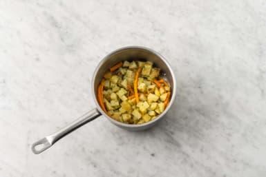 Smaksätt potatis & morot