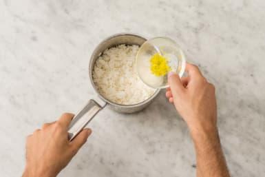 Reis vollenden