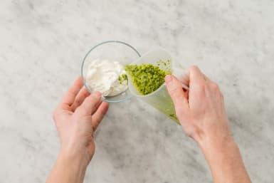 Pesto herstellen