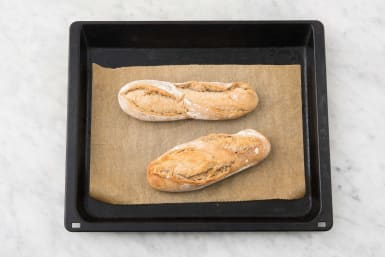 Broodje bakken