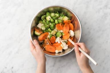 Season veggies