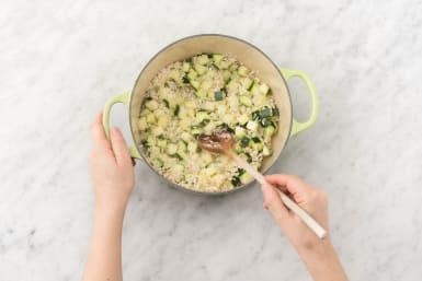Make risotto.