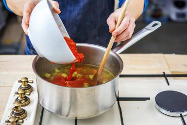 Make soup
