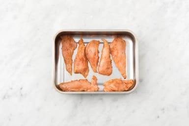 Prep Chicken