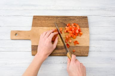 Prep tomaoto