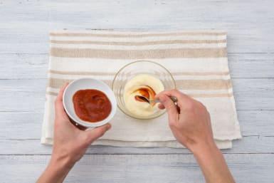 Make Sriracha Mayo