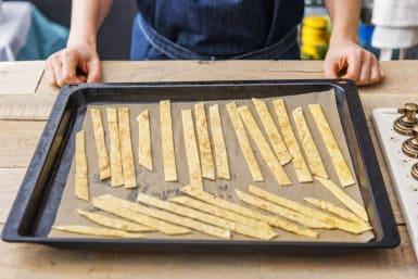 Bake the Tortilla