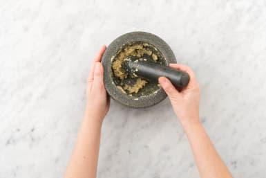 Make The Homemade Tahini