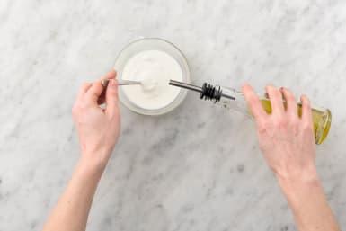 Make The Zesty Lime Yoghurt