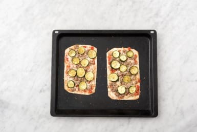 Bake Pizzas