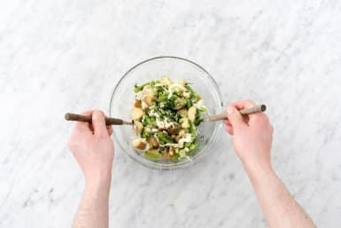 Make Potato Salad