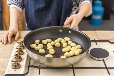 Fry the Gnocchi