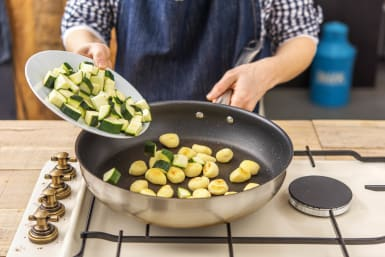 Cook the Courgette