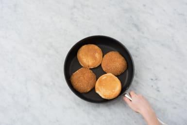 Toast Buns