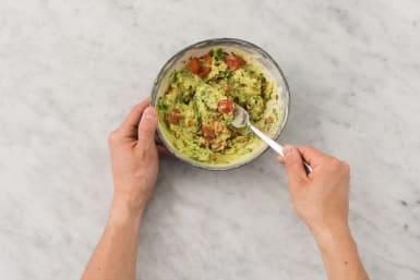 Make guacamole