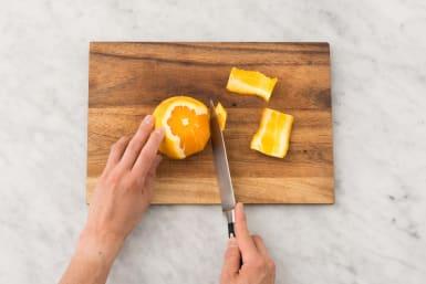 Prep orange