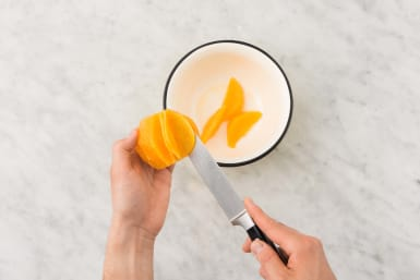 Segment orange