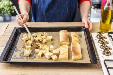 Bake the Ciabatta