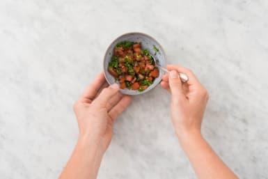 Make Salsa and Crema