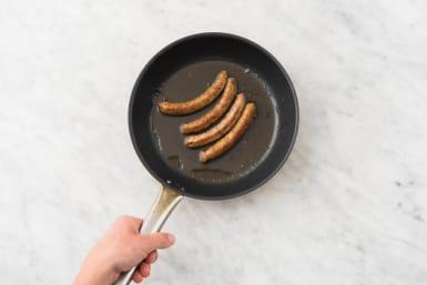 Cook Sausage