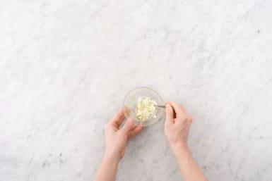 Make Crema and Warm Tortillas