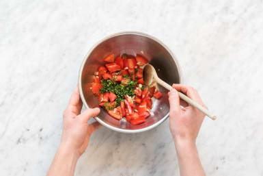 salsa zubereiten