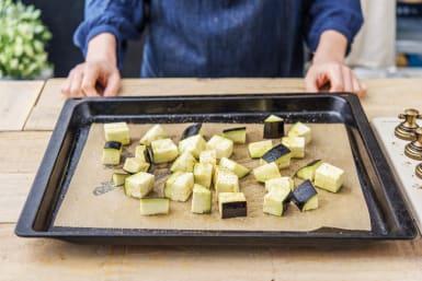 Roast the Aubergine