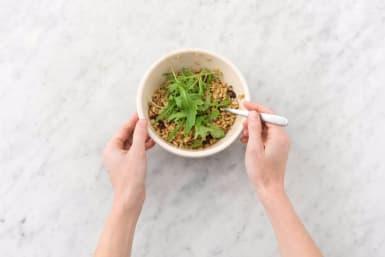 Toss Barley Salad