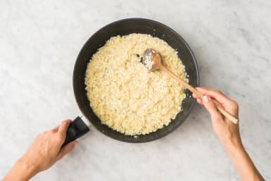 Simmer Risotto