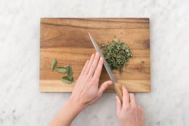 Chop Sage