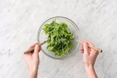 Dress Salad