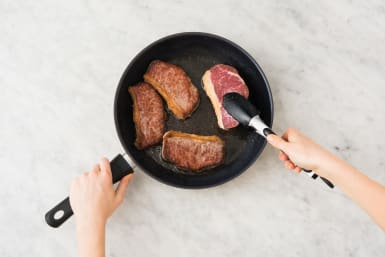 Sear Steak