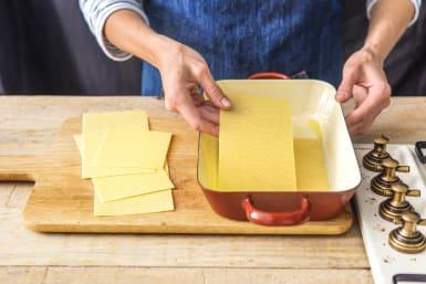 Assemble the Lasagne