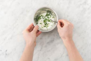 Make Yogurt Crema