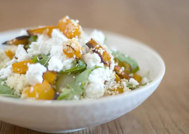 Pumpkin and Couscous Salad
