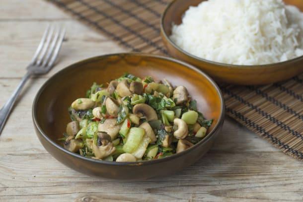Vegetarian Gong Bao