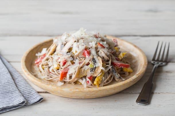 Soba Noodle Stir-Fry