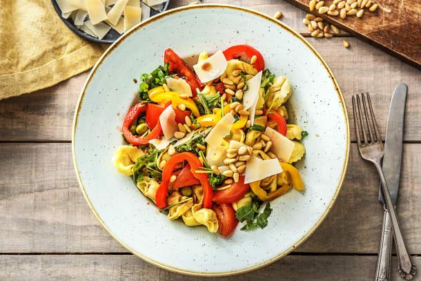Sommerlicher Tortellini-Salat