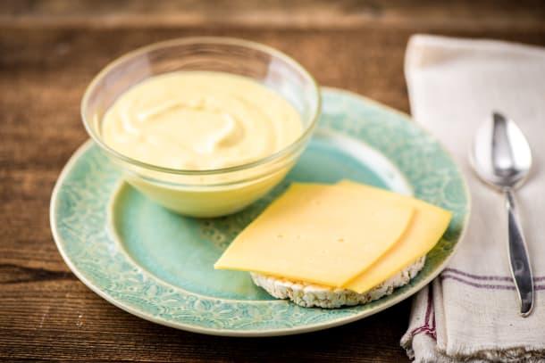 Speltwafels met oude kaas