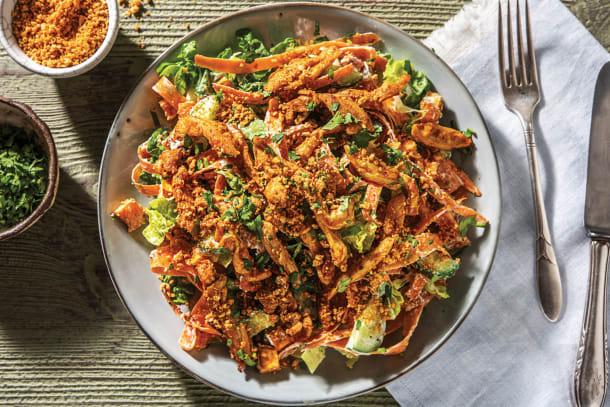Tandoori Chicken & Roast Kumara Bowl