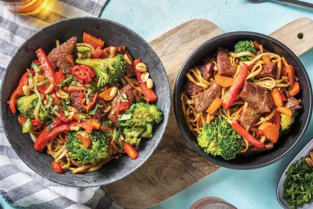 Quick Dinner Ideas - Beef & Broccoli Stir-Fry