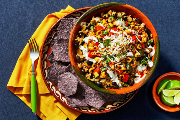 Hall Of Fame - Veggie Burrito Bowls