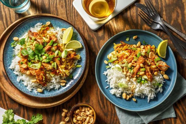 Snabba Middagstips - Asian pork
